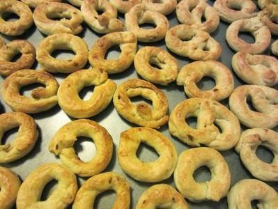 taralli bimby ricetta
