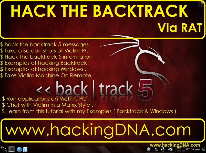 Backtrack 5 Tutorial - The World of IT & Cyber Security ...