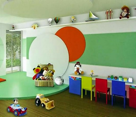 Decoracao De Sala Infantil Escola Dominical