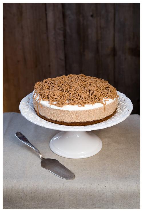 Berry Lovely: Chestnut Mousse Cake