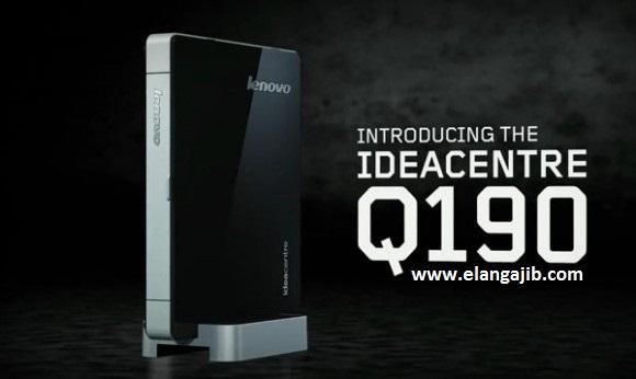 Harga Lenovo IdeaCentre Q190 dan Spesifikasi 2013