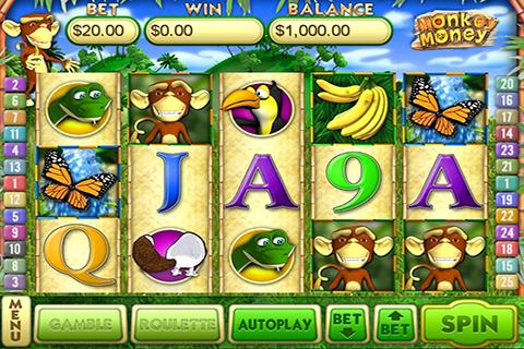 Monkey Money Slots apk