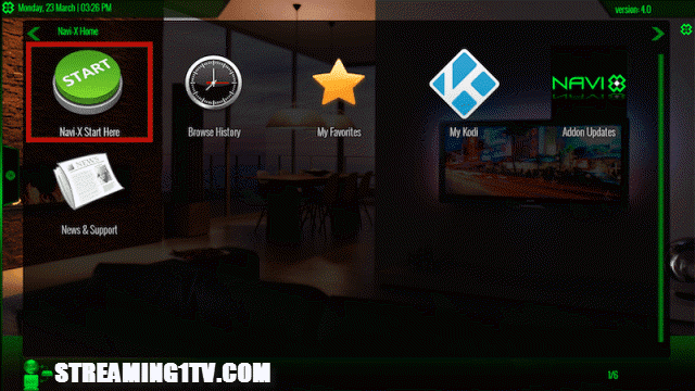 how to download navi x on android