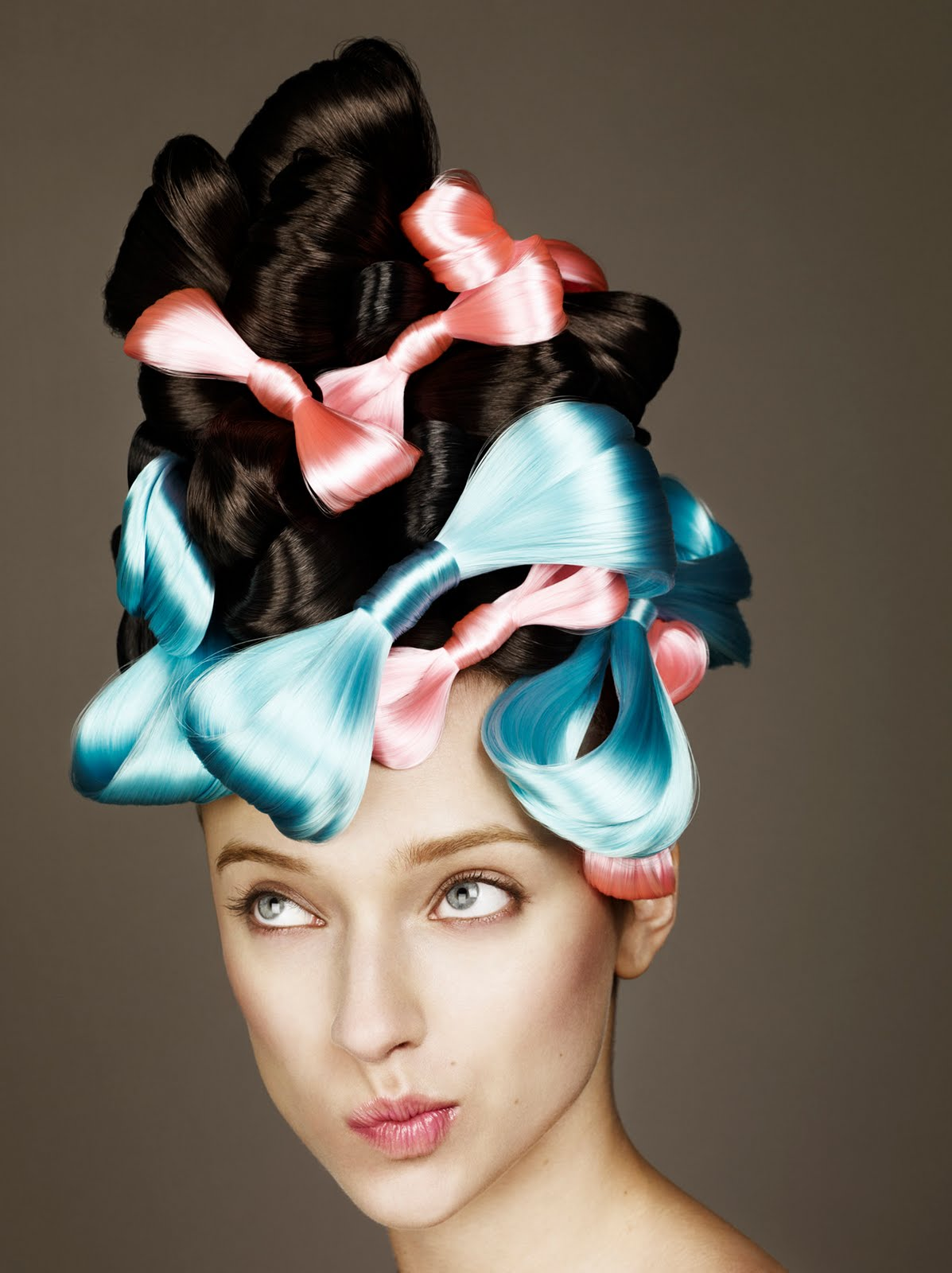 Stylish New Hair Accessories For Teens ~ Prom Hairstyles