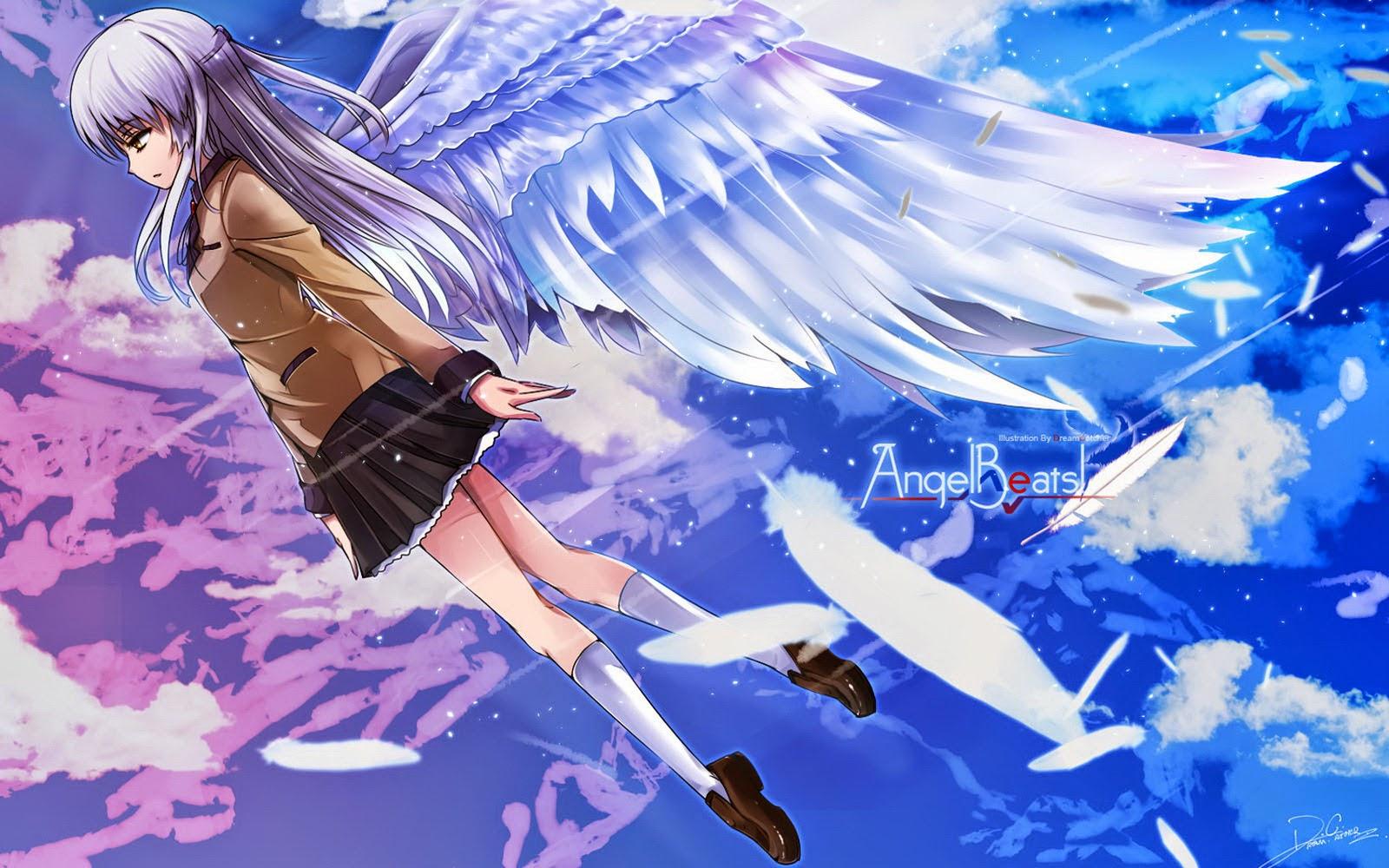 Resultado de imagen para Angel Beats!