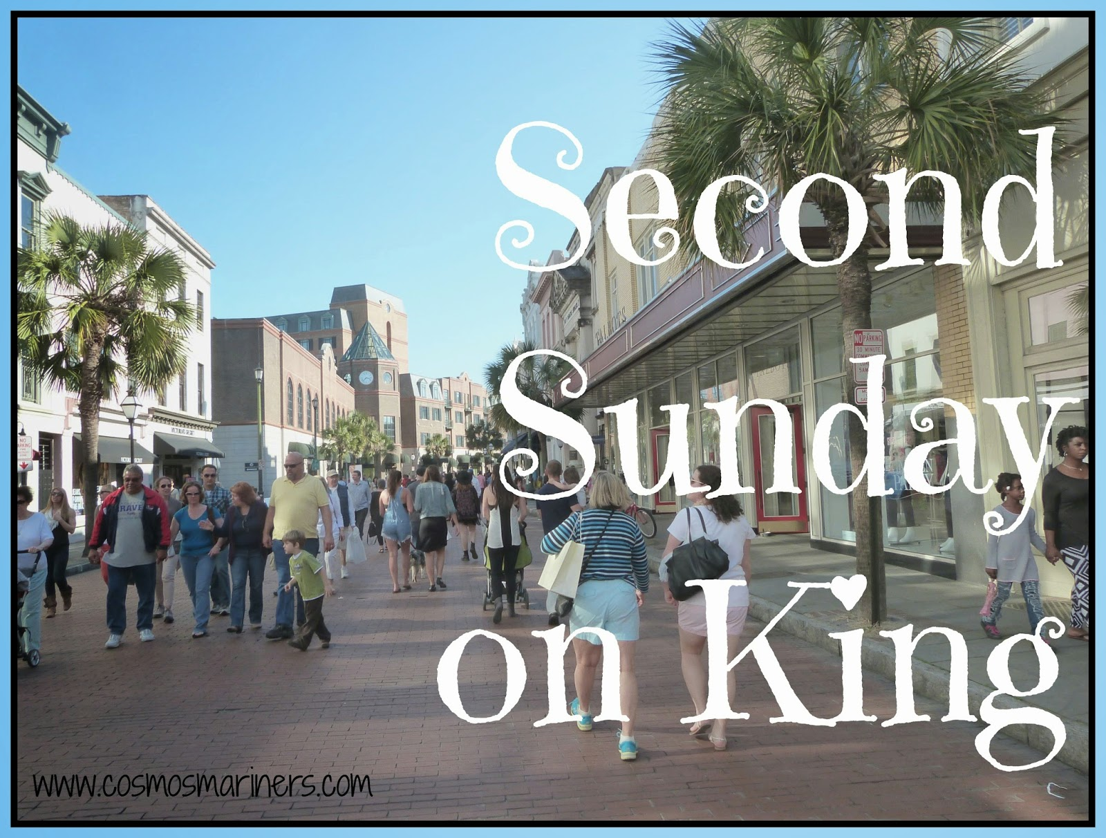 2nd Sunday on King
