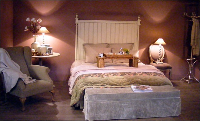 Slaapkamers Fotos : Slaapkamer ideeen landelijke slaapkamers ...