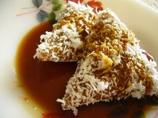 kue lupis ketan http kuenusantara blogspot com resep kue lupis ketan ...