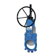 manually operated gate valve
