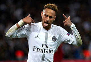 Champions League: What Neymar said after PSG's 2-1 win over Liverpool