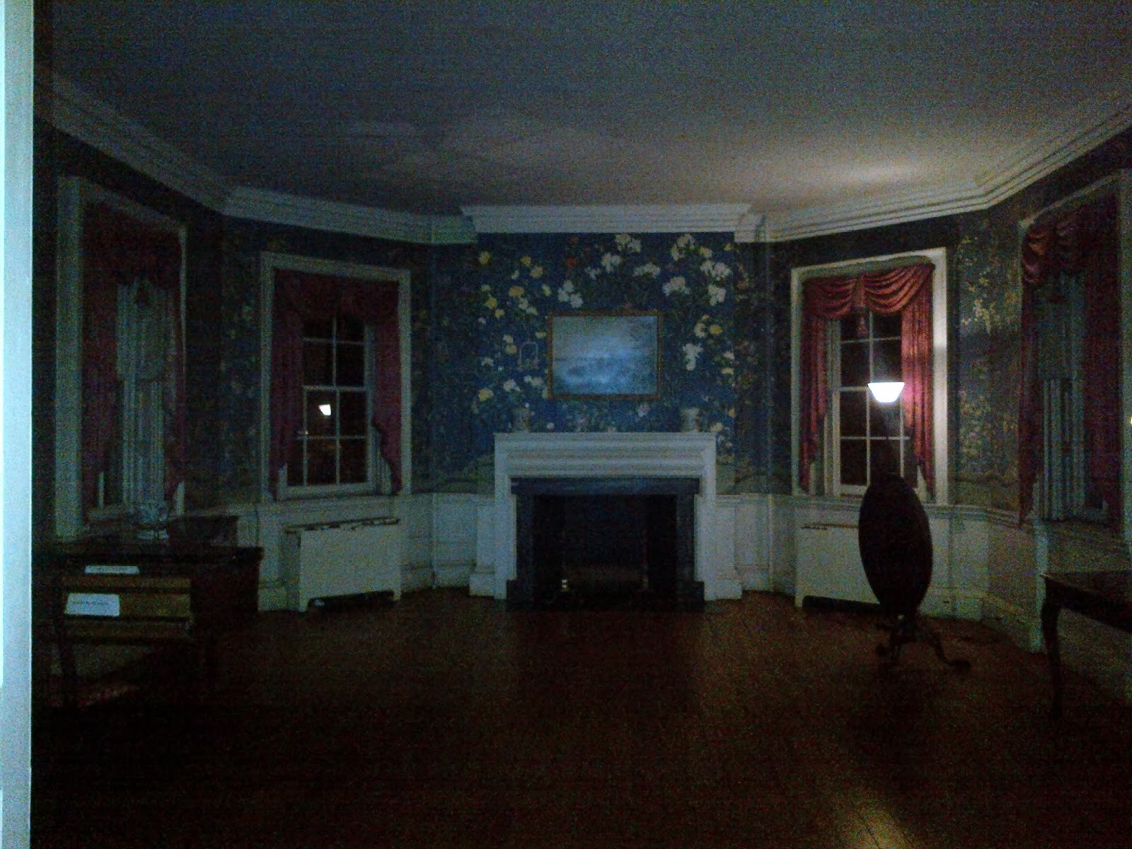 A Haunted Night In The Morris Jumel Mansion