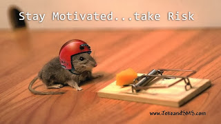 mouse never give up