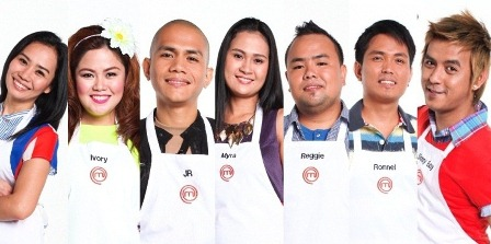 Masterchef Pinoy Edition Top 7 cooks