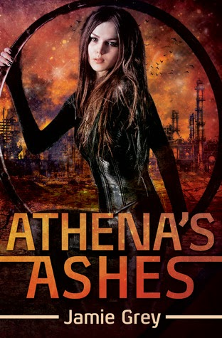 Athena's Ashes cover
