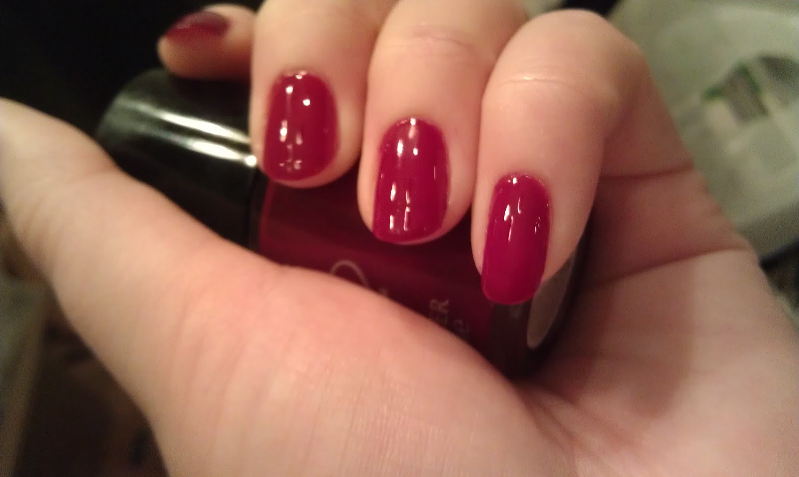 And Let Me Tell You Quench Definitely Delivers This Color Is Gorgeous To The Extreme Truly Best Non Effects Red Polish Ive Ever Seen