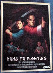 Jogo de cartas Kung Fu Fighting