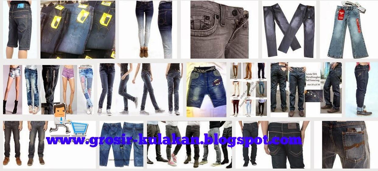 Kulakan Celana Jeans