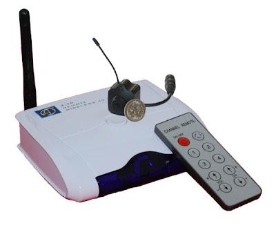 Wireless Mini Nanny Cameras 1