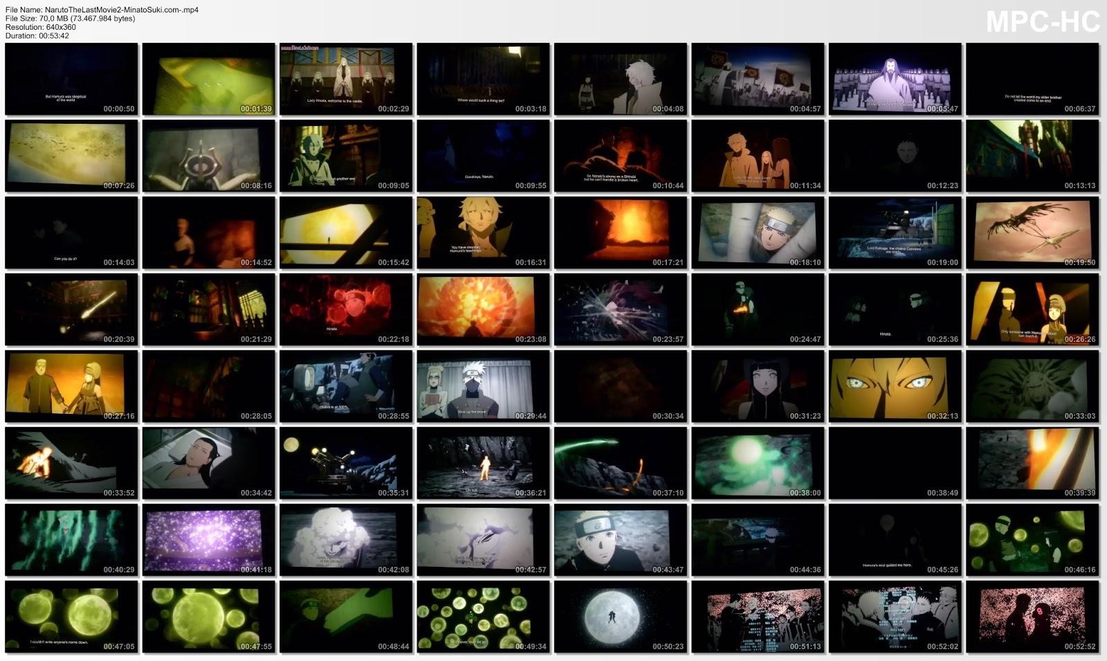 Screenshot The Last NAruto The Movie
