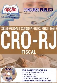 Apostila Concurso CRO-RJ 2016 (ATUALIZADA)