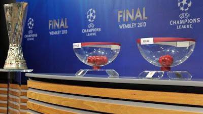 Drawing SemiFinal Liga Europa 2013