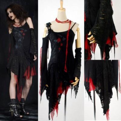 Devilinspired Gothic Punk Dresses October 2012