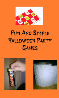 Fun And Simple Halloween Party Games
