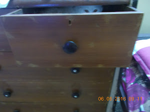 Monday(6-6-2016) :- CAT EYES IN THE DRAWER