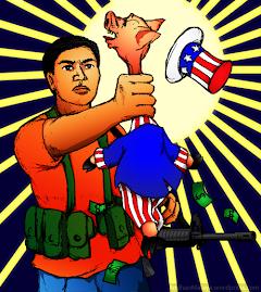 RESISTENCIA Y COMBATE AL IMPERIALISMO. ¡YANKEES GO HOME!
