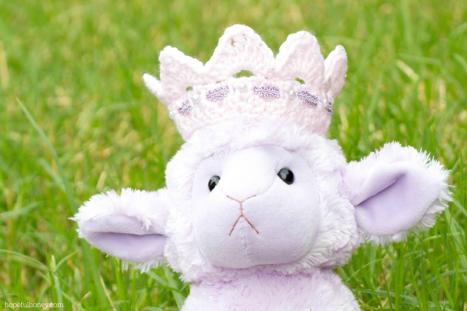 Pretty Princess Crown - Interweave