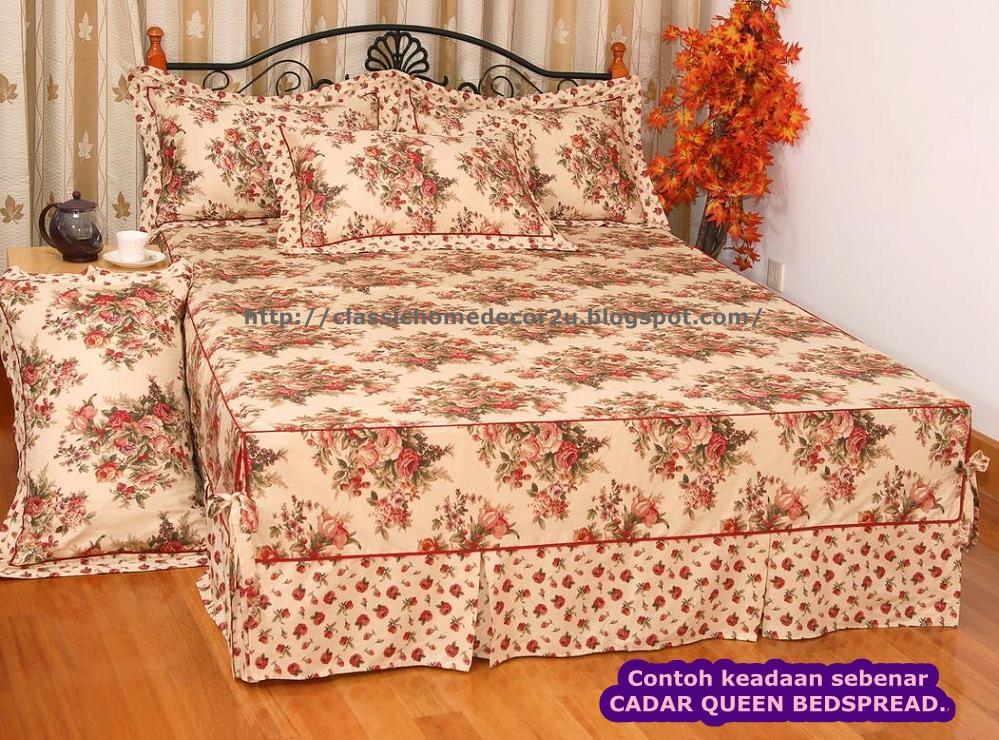 Cadar classic home decor 100 cotton