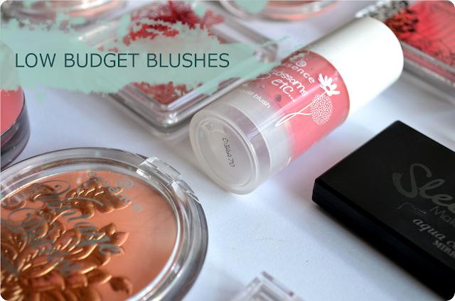 Low Budget - Blush
