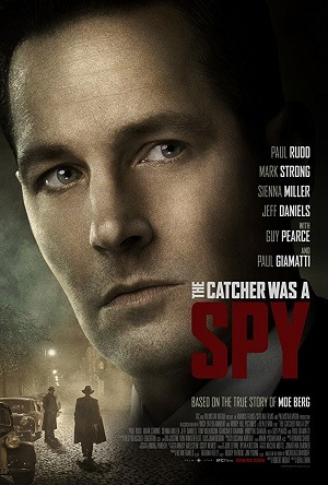 Torrent Filme The Catcher Was a Spy - Legendado 2018  1080p 720p FullHD HD Webdl completo