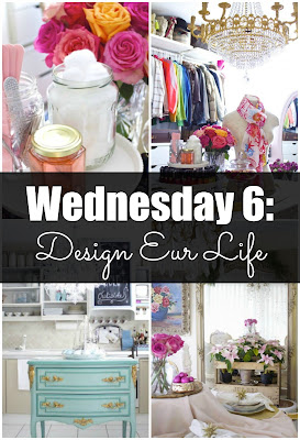 How to get a high-end look with flea market finds | Design Eur Life