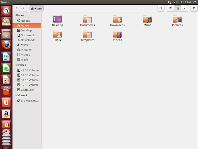 Ubuntu 13.04 Nautilus Improvements