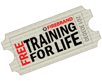 Free Training For Life - Firebrand Training