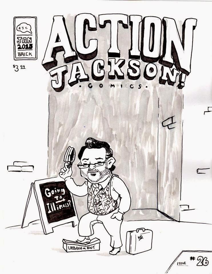 Action Jackson Comics