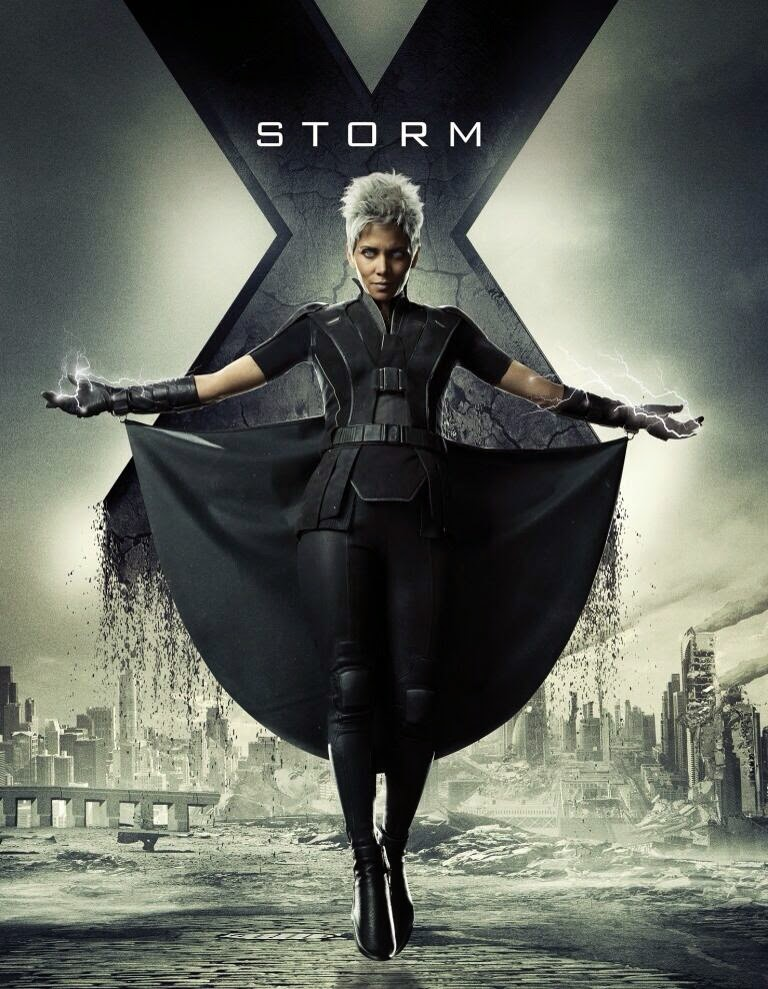 X-men days of future past - storm