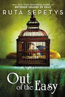 bookcover of OUT OF THE EASY by Ruta Sepetys