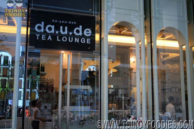 da u de tea lounge