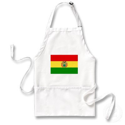 ¡Orgullosos de ser Bolivianos!