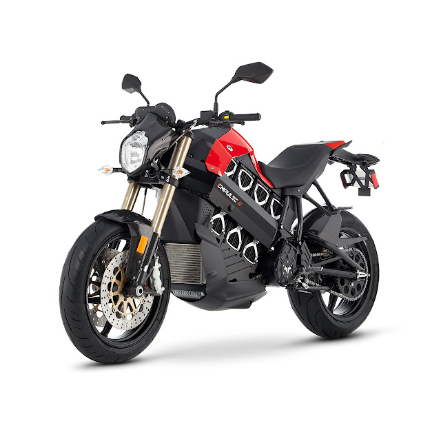 Brammo Empulse R Electric Motorcycle front