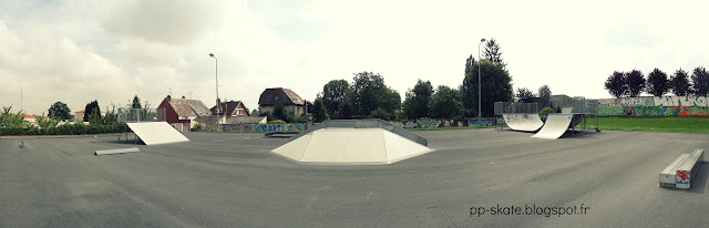 Skatepark Caudry