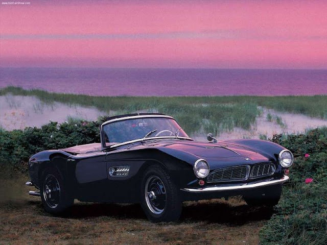 BMW 507 (1955)