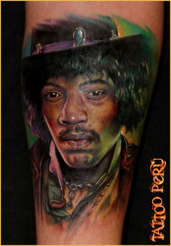 Tipos de Aros para Piercing o Perforaciones. 01_tatuaje_de_Hendrix