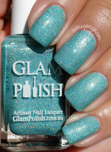 Glam Polish Are You Sea-rious?