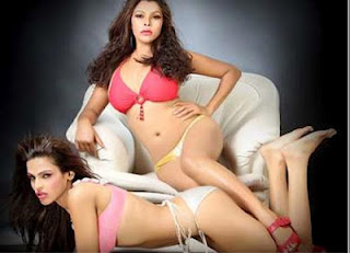 Yasmeen Khan Rimpa Tiwari Lesbian Nude Boobs Show Shoot
