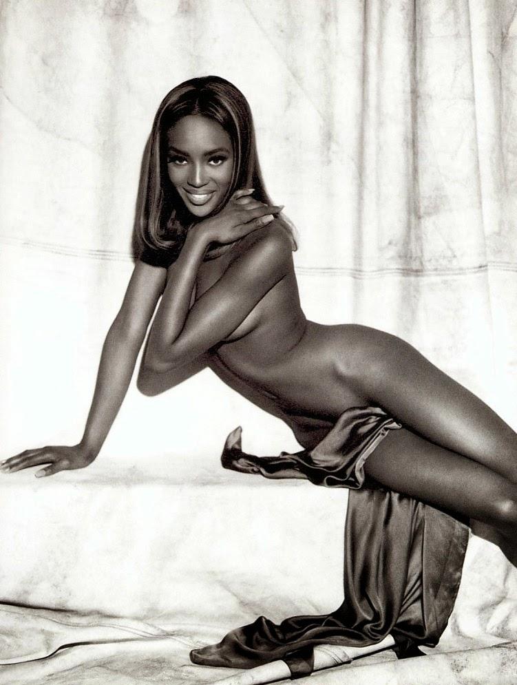 Campbell playboy naomi Naomi Campbell,