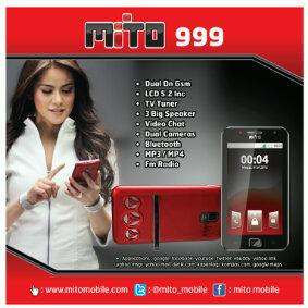 Harga Mito 999 & Spesifikasi Mito 999