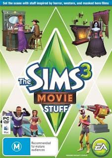 The Sims 3: Movie Catalog